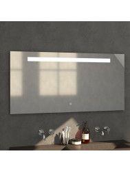 Badkamerspiegel met LED Verlichting Sanitop Light 140x70 cm