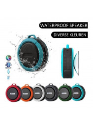 Speaker/Radio Waterbestendige Bluetooth Douche/Bad Mp3 Waterproof