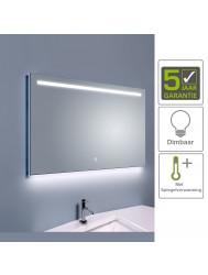 BWS Ambi LEDspiegel Dimbaar One Condensvrij 100x60 cm