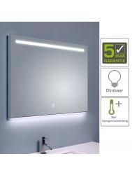 BWS Ambi One LED Spiegel Dimbaar Condensvrij 80x60 cm