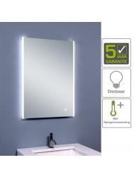 BWS Dimbare Duo LED Spiegel Condensvrij 50x70 cm