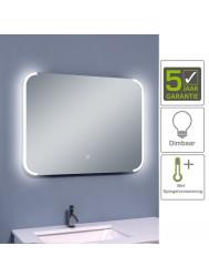 BWS Dimbare LED Spiegel Condensvrij 60x80 cm