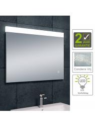 BWS LED Spiegel Single Dimbare 80x60 cm (condensvrij)