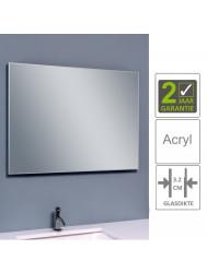 BWS Spiegel Tigris 80x60 cm Aluminium