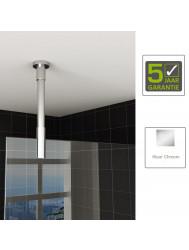 BWS Stabilisatiestang Plafond rond 100 cm Inkortbaar Chroom