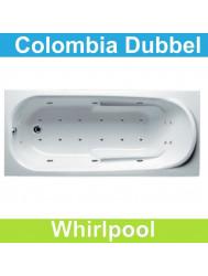 Ligbad Riho Colombia 140 x 70 cm Whirlpool Dubbel systeem