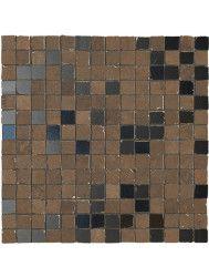 Vtwonen Mozaiek Metals Corten Metal 30x30 cm (per 4 matjes)