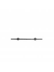 Handdoekhouder Radiatoren Sanicare 51 cm Chroom