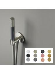 Handdoucheset Hotbath Cobber Houder + Doucheslang In 12 Kleuren Verkrijgbaar