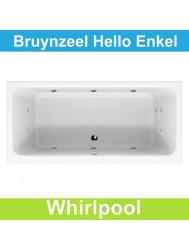 Whirlpool Bruynzeel Hello 190 x 90 cm Enkel systeem | Tegeldepot.nl