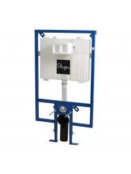 Inbouwreservoir Plieger Flair Compact 3/6 ltr Inbouwdiepte 9cm