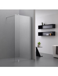Inloopdouche Sanitop Deluxe Helder Glas 115x220cm 10mm