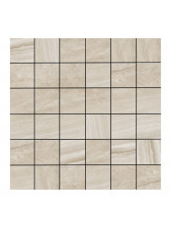 Vloertegel Cristacer Jazz Bianco 33.3x33.3cm (Per mat)