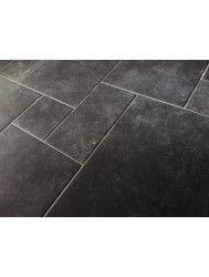 Module vloer Borgogna Stone Black romaans verband