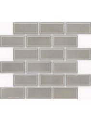 Vloer Mozaiek Jos Strucco Plaster 29x34 cm Vision Brick Mat (doosinhoud 0.98 m2)