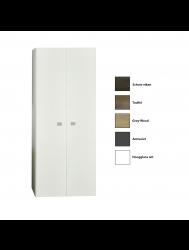 Kolomkast Sanicare Q5 2 Soft-Close Deuren 160 cm Grey-Wood