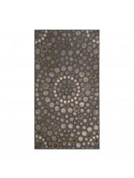 Vloertegel Cristacer Leiden Noce Decorado 33x60cm (Doosinhoud 0.59m²)