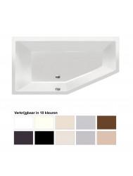 Ligbad Beterbad Xenz Society Links 160x90x50 cm (Verkrijgbaar in 10 kleuren)