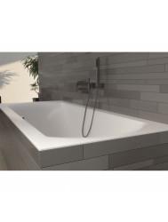 Ligbad Riho Linares 180x80 Velvet White (Mat wit)
