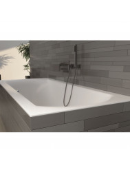 Ligbad Riho Linares 170x75 Acryl White
