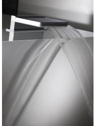 Cascade Hotbath Mate staand 20 cm SPS Chroom