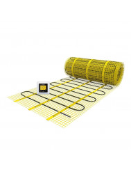 Elektrische Vloerverwarming Magnum Mat incl. Klokthermostaat 8 m2