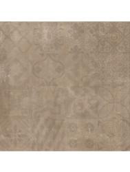 Vloertegel Cristacer Decorado Mont Blanc Taupe 60x60cm (Doosinhoud 1,08M²)