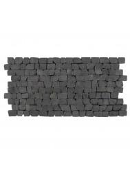 Mozaiek Brick Mosaic Gray Tumble Marmer 30x15mm (Prijs per 1m²)