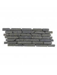 Mozaïek Horizontaal 15 Light Gray Marmer 30x15 cm (Prijs per 1m²)