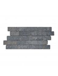 Mozaïek Horizontaal 30 Light Gray Marmer 30x15 cm (Prijs per 1m²)