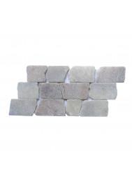 Mozaïek Horizontaal 50 Onyx Marmer 30x15 cm (Prijs per 1m²)