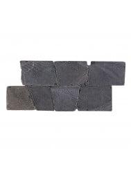 Mozaïek Horizontaal 70 Gray Marmer 30x15 cm (Prijs per 1m²)