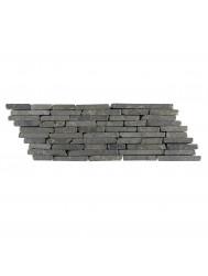 Mozaïek Horizontaal B Light Gray Marmer 34x10 cm (Prijs per 0,55m²)