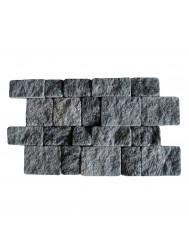 Mozaïek Lava Rough TB3E Lava 25x40 cm (Prijs per 0,5m²)
