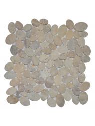 Mozaïek Oval Cristal Onyx Marmer 30x30 cm (Prijs per 1m²)