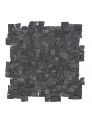 Mozaïek Random Small Gray Marmer 30x30 cm (Prijs per 1m²)