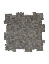Mozaïek Random Small Mix Onyx/Sunset Brown Marmer 30x30 cm (Prijs per 1m²)