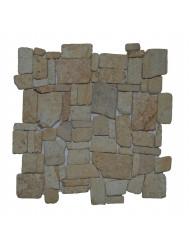 Mozaïek Random Yellow Sand Sandstone 30x30 cm (Prijs per 1m²)