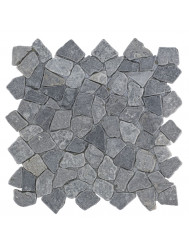 Mozaïek Y Gray Blue Marmer 30x30 cm (Prijs per 1m²)