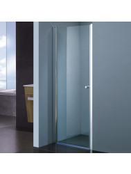 Nisdeur Sanilux Davos klapdeur met profiel 6mm veiligheidsglas (in 70, 80, 90 en 100cm)