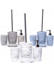 Complete accessoireset Paris (4-delig) verkrijgbaar in 3 kleuren