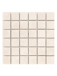 Mozaïektegel Cristacer Pascal Blanco 33.3x33.3cm (Per mat)