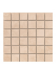 Mozaïektegel Cristacer Pascal Crema 33.3x33.3cm (Per mat)