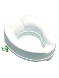 Toiletverhoger Plieger Comfort Life hoogte 10cm wit | Tegeldepot.nl