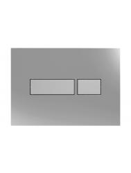 Plieger Flair bedieningsplaat DF Flair chroom/matchroom