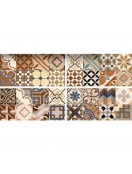 Wandtegels Luchetta wandtegel Portugese look 31,6x63,2 cm (Doosinhoud 1,4 m²)