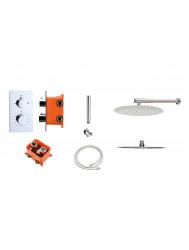 Regendoucheset Best Design Verona M300 Inbouw Met Inbouwbox Chroom