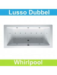 Ligbad Riho Lusso 170 x 75 cm Whirlpool Dubbel systeem