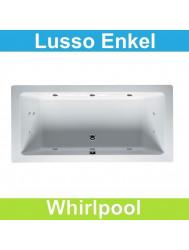 Ligbad Riho Lusso 200x90 cm Whirlpool Enkel systeem