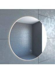 Ronde Badkamerspiegel LED BWS Verlichting Dia 80 cm